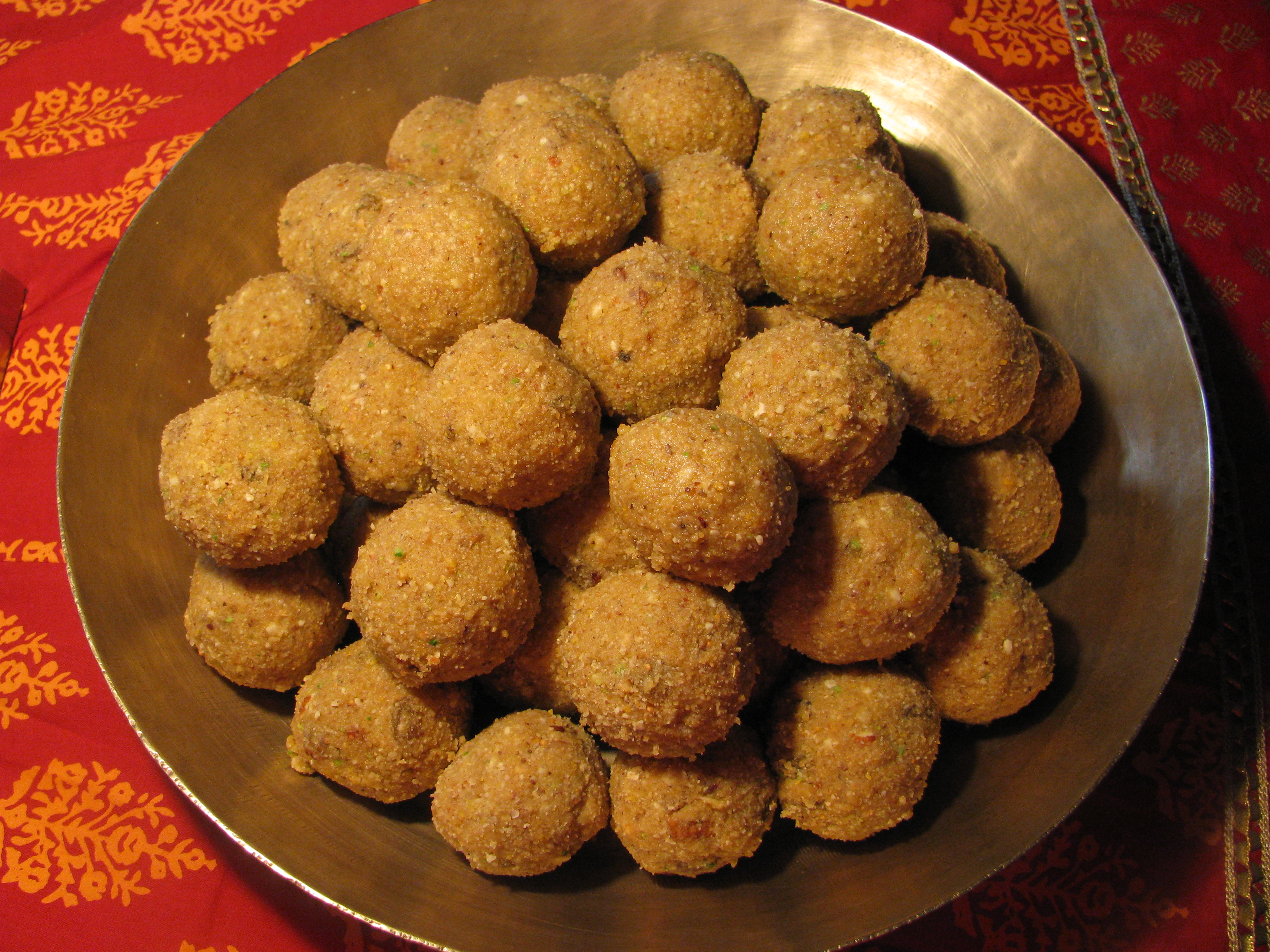 Alsi Herbal Flaxseeds Laddu