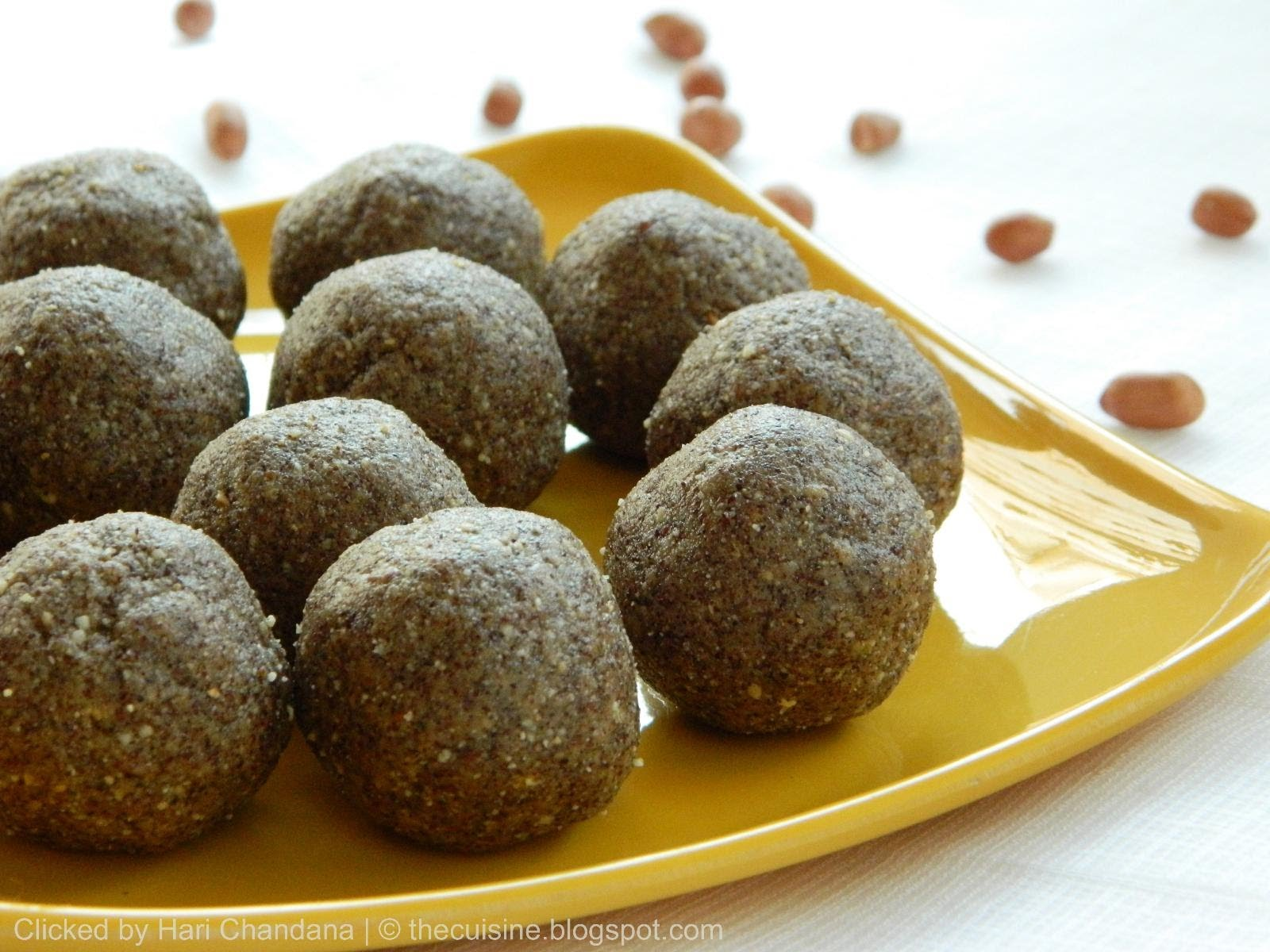 Danamethi Laddu