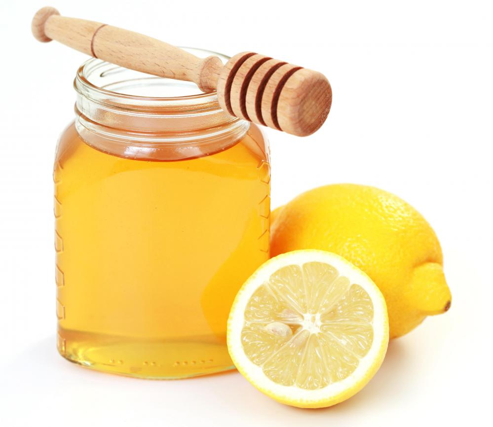 wrinkle-free-skin-honey-and-lemon